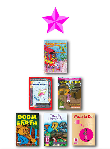 Gifts That Last, book pack for year 10-12