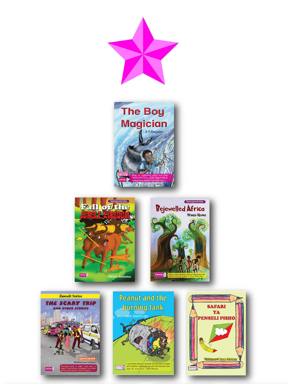 Gifts That Last, 10-12 years book pack