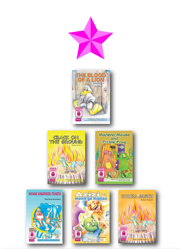 Gifts That Last, 7-9 year book pack