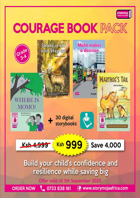 The Courage pack for Grade 3-4