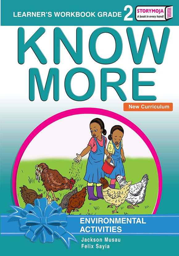 Environmental Activities Learner's Workbook Grade 2