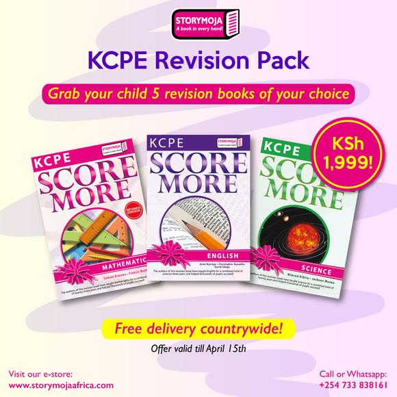 KCPE Holiday Revision Pack