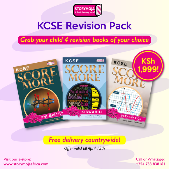 KCSE Holiday Revision Packs
