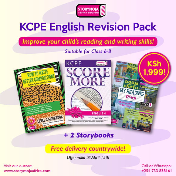 Storymoja English Revision value pack