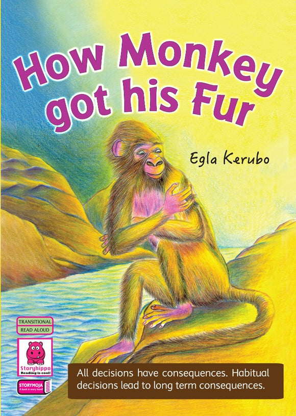 How Monkey Got His Fur