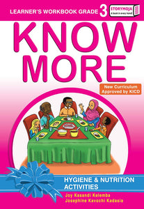 Hygiene and Nutrition Activities Learner's Workbook Grade 3