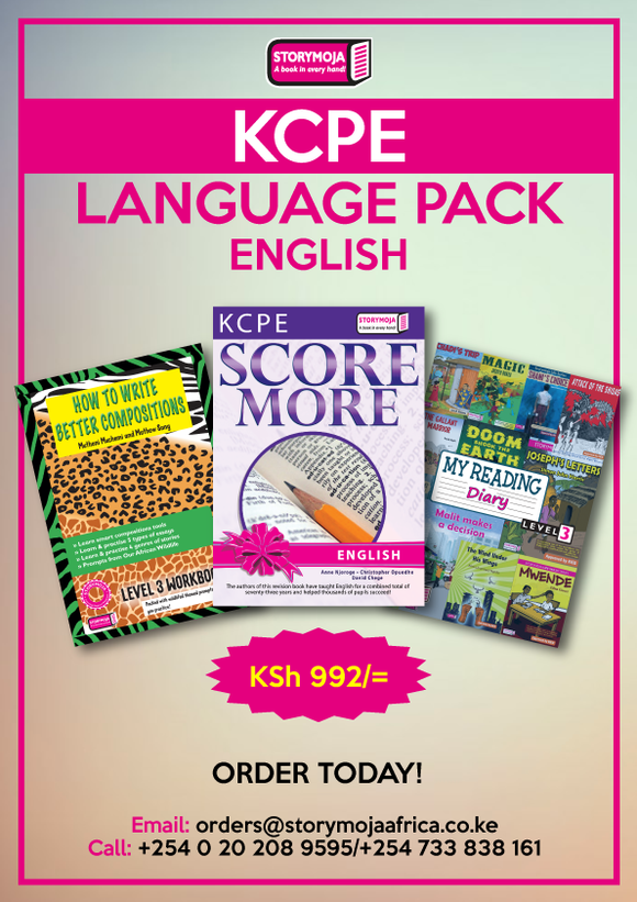 KCPE English Revision Pack