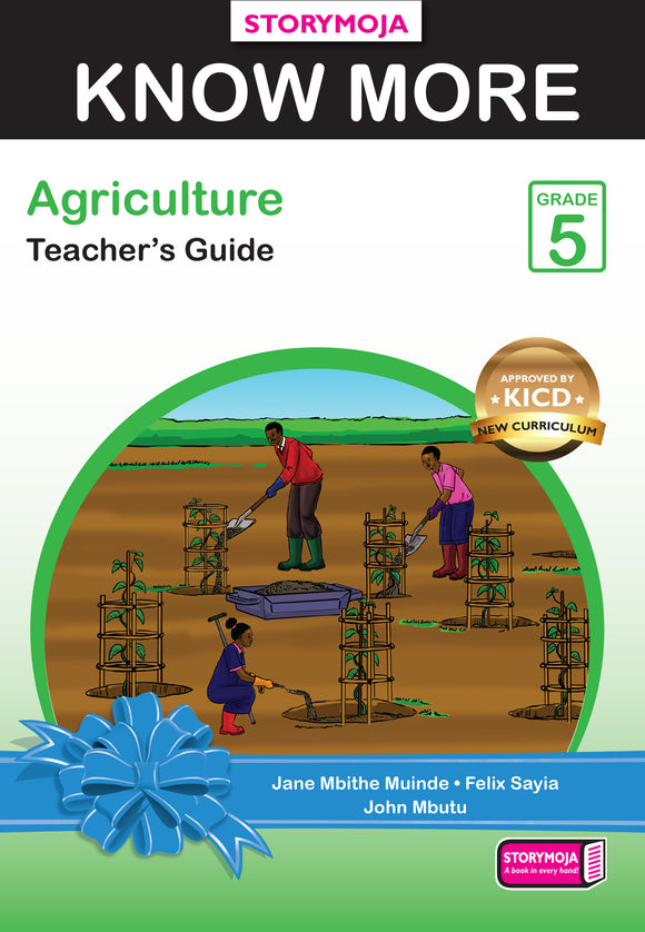 Agriculture Teacher's Guide Grade 5