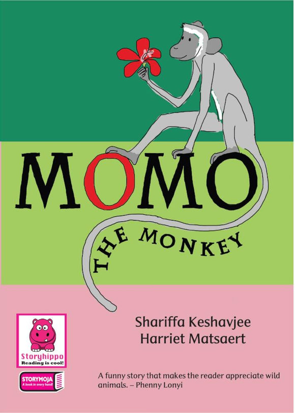 Momo the Monkey