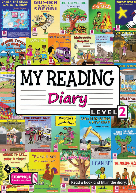 My Reading Diary Level 2