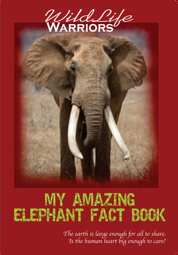 My Amazing Elephant Fact Book