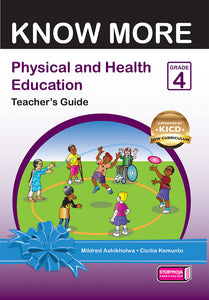 Physical and Health Education Teacher's Guide Grade 4