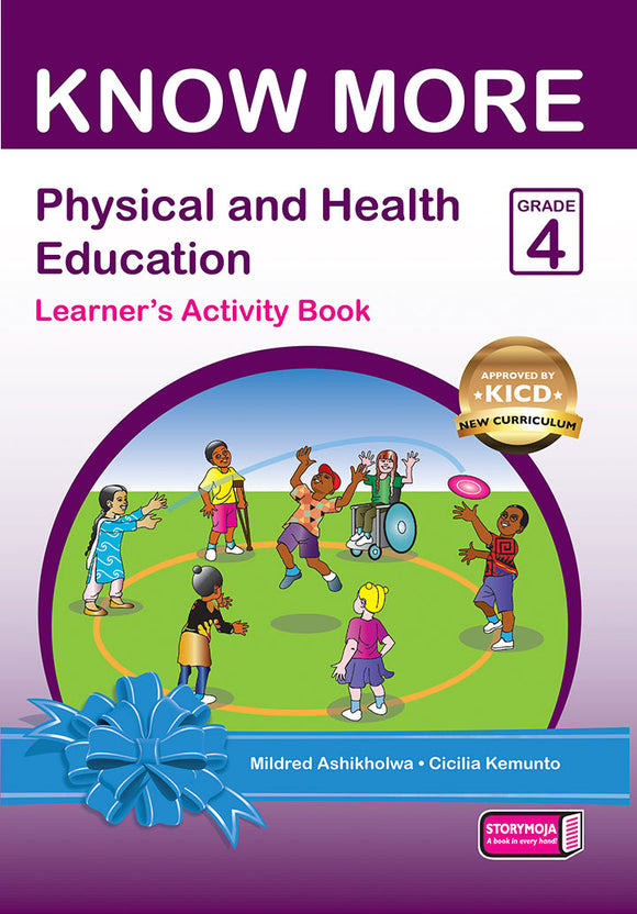 Physical and Health Education Learner's book Grade 4