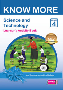 Science and Technology, Learner's book Grade 4