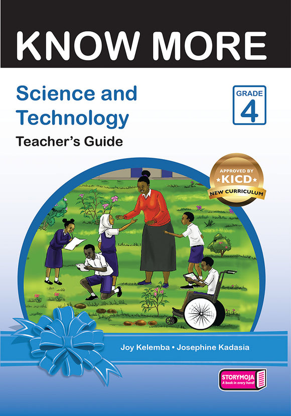 Science and Technology Teacher's Guide Grade 4