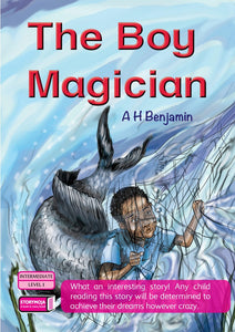 The Boy Magician