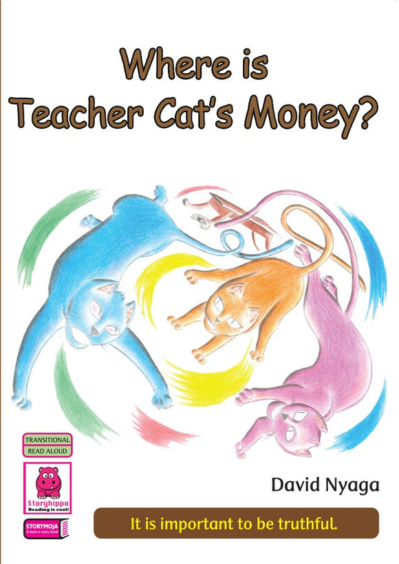 Where is Teacher Cat's Money?