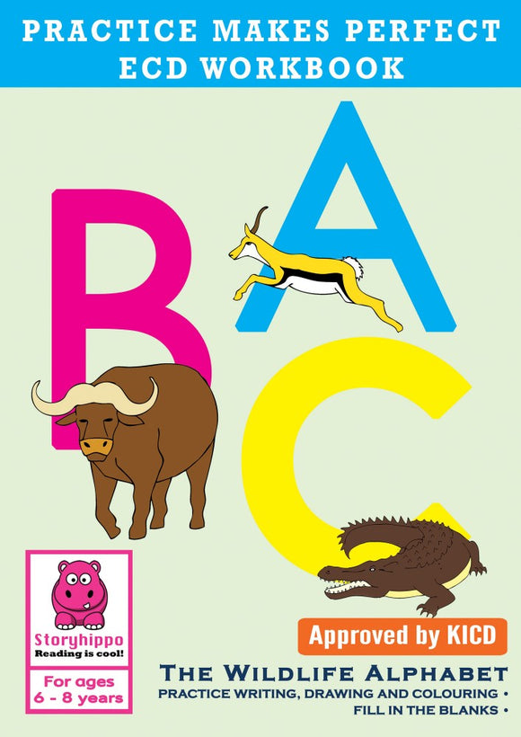Wildlife Alphabet