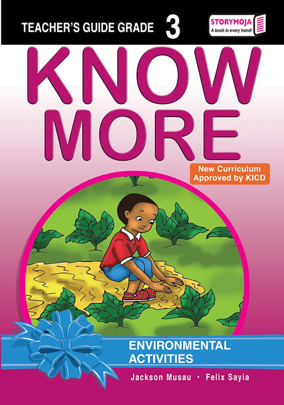 Environmental Activities Teacher's Guide Grade 3