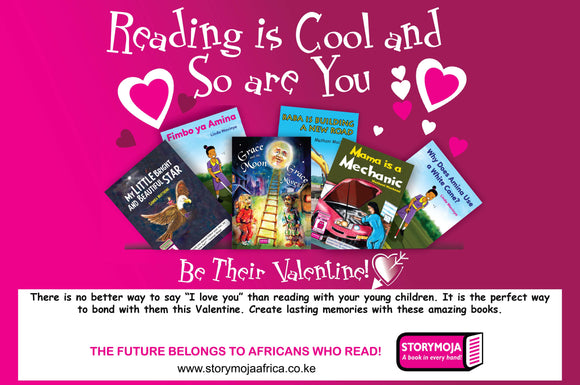 Storymoja Valentine Book pack: 7-9 years