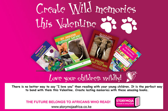 Storymoja Valentine Book pack: 10-12 years