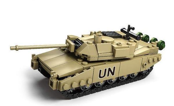 LEGO TANK - United Nations Tank 315 Pieces
