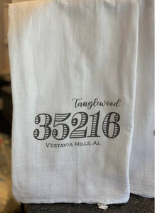 Kitchen Towels Personalized
