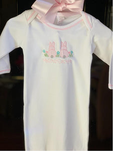 Baby Gown 'My First Easter'