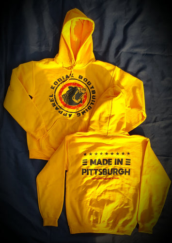 Made In Pittsburgh Hoodie (SM & 2X)