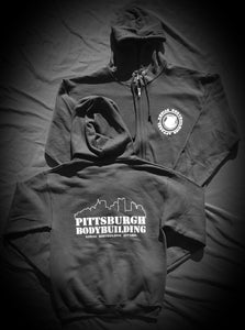 Pittsburgh Bodybuilding Hoodie (SM & MD)