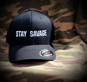 Stay Savage Hat