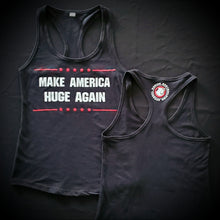 Make America Huge Again Ladies Tank