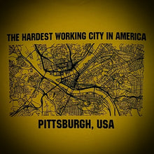 Hardest Working City Tee