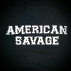 American Savage Ladies Tank