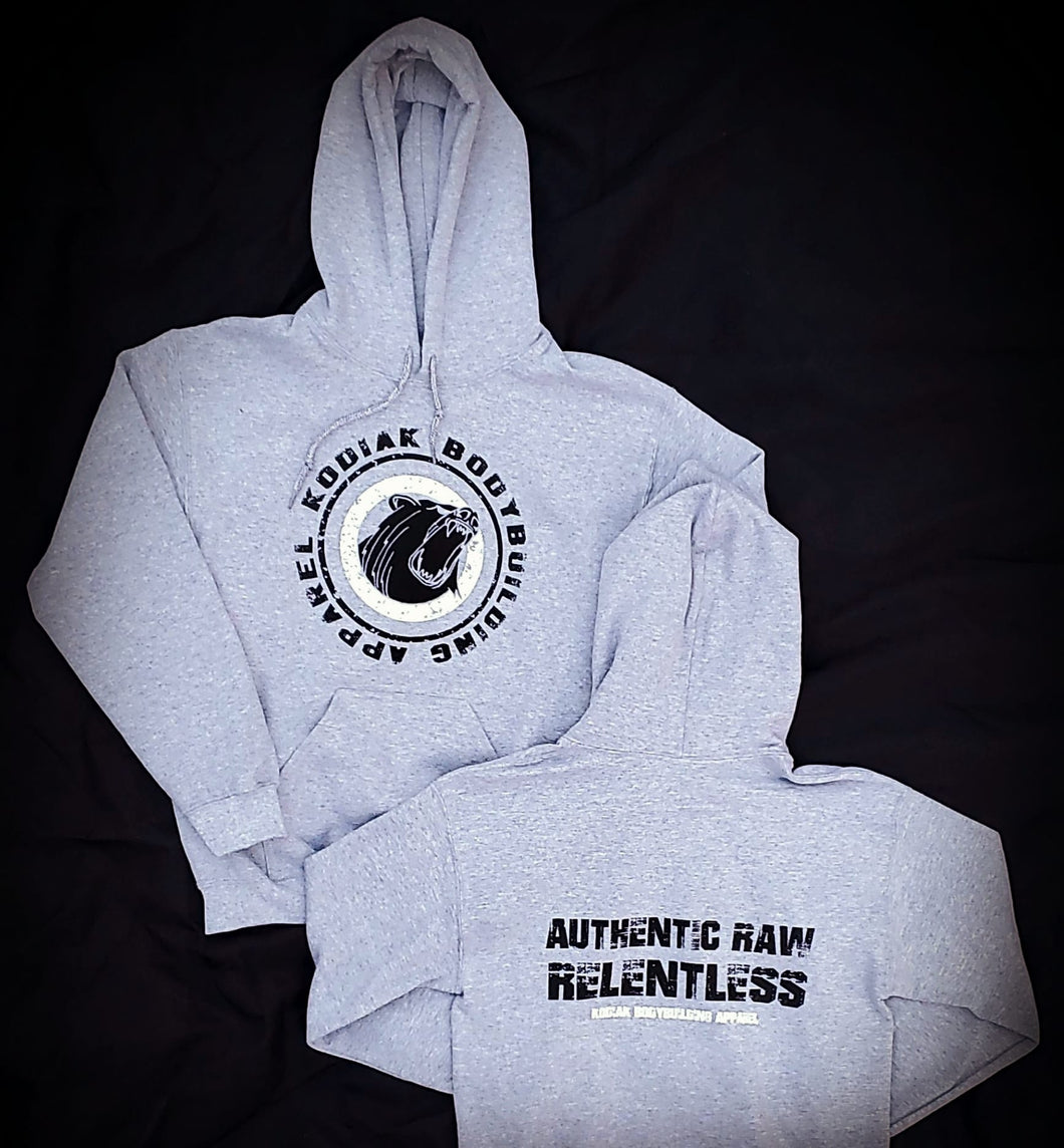 Authentic Raw Relentless Hoodie