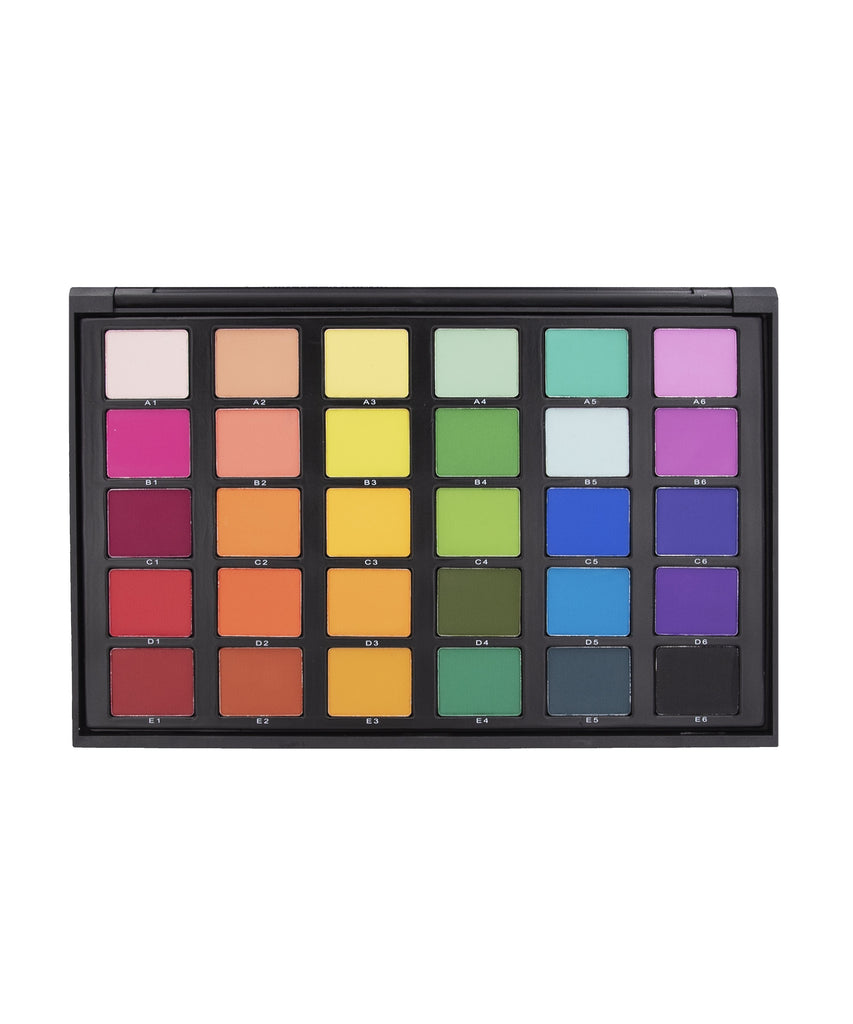 MATTE COLOR EYESHADOW PALETTE 30MC