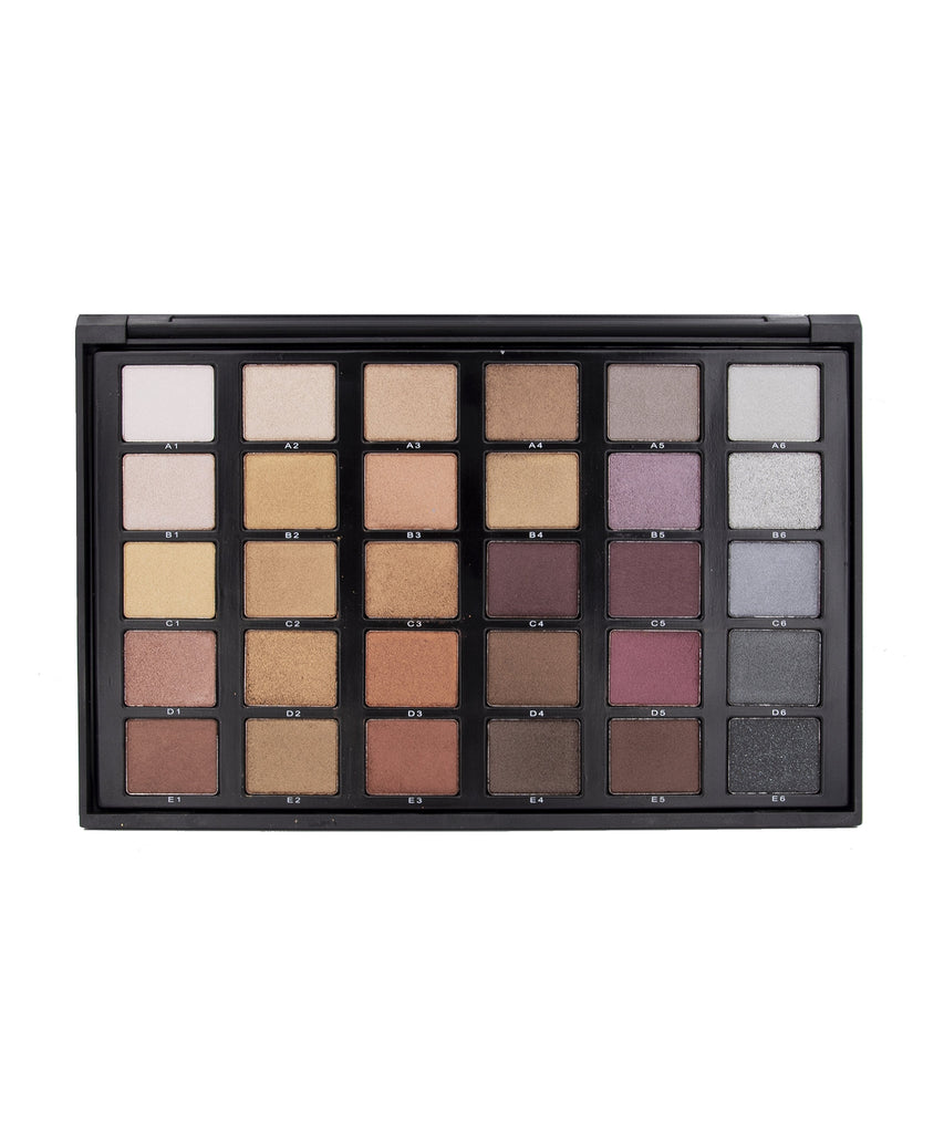 SHIMMER NEUTRAL EYESHADOW PALETTE 30SN