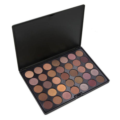 35 Color Java Eyeshadow Palette