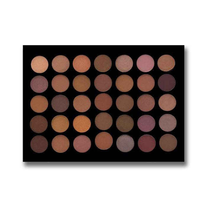 35 Color Java Eyeshadow Collection 35J