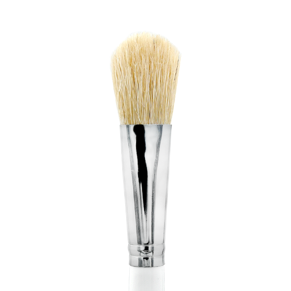 4229 - Oval Stiff Treatment Mask Brush