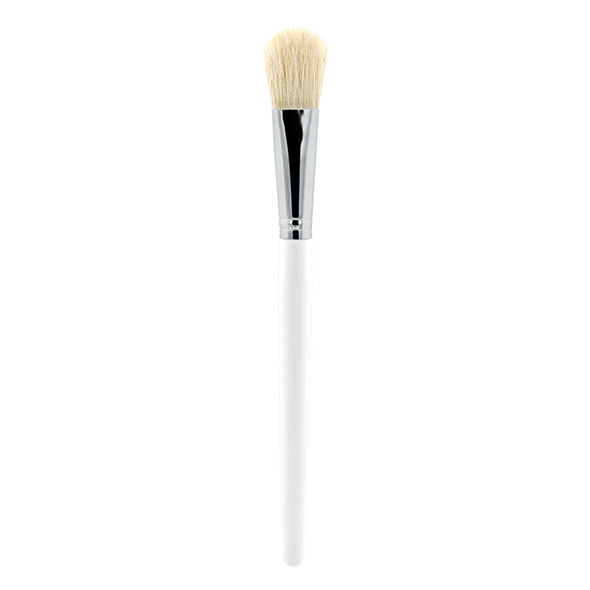 Oval Stiff Treatment Mask Brush 4229