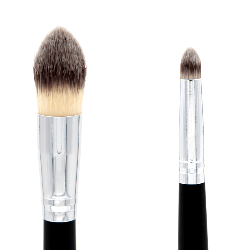 Deluxe Double Sided Blender Brush
