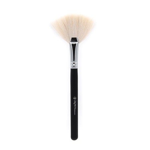 Large Soft Fan Brush