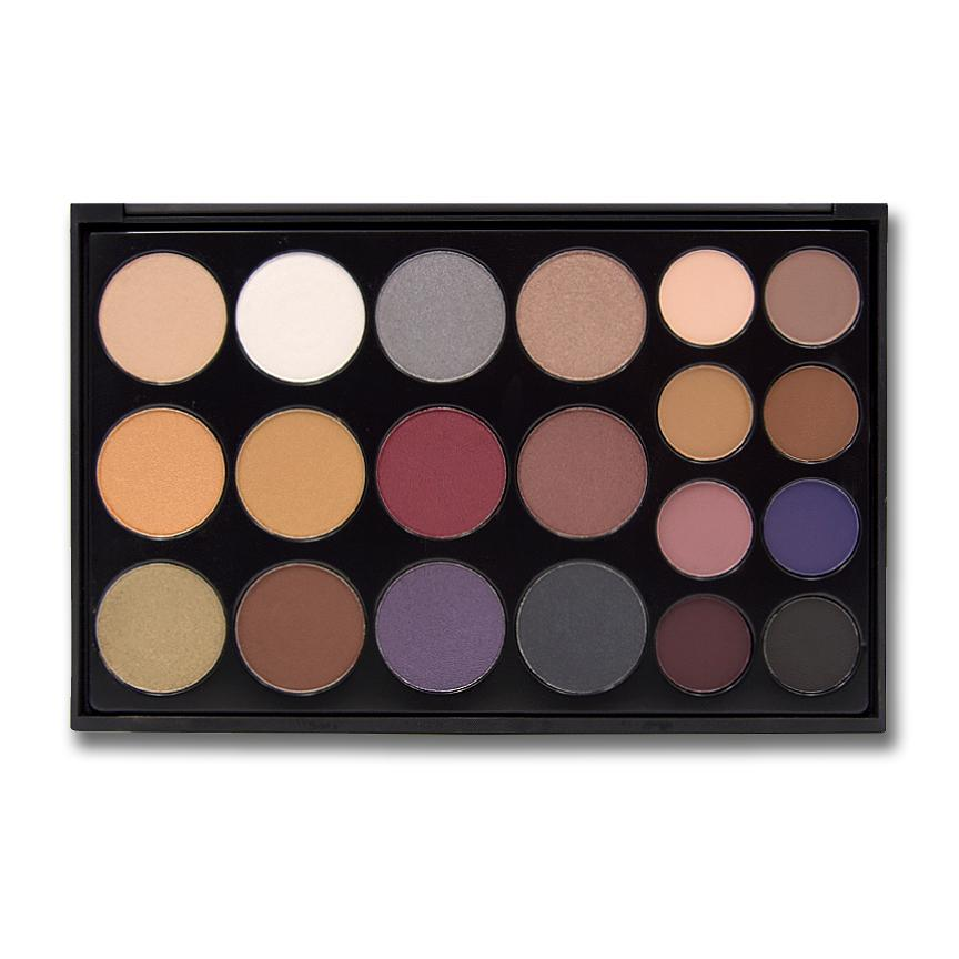 Crown Pro Eyeshadow Smoke Collection CP03