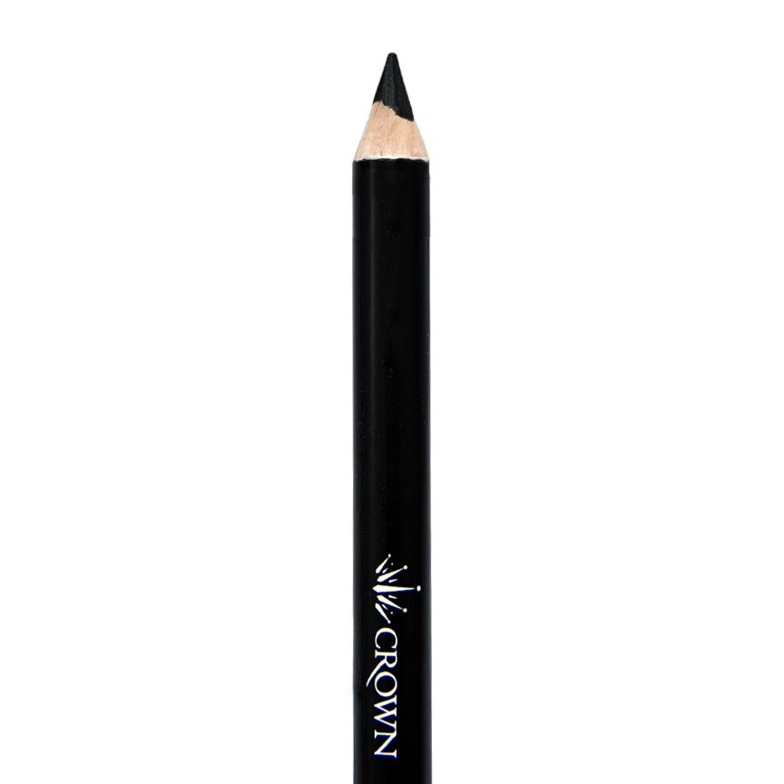 Crown Eyeliner/Eyebrow Pencil - Black