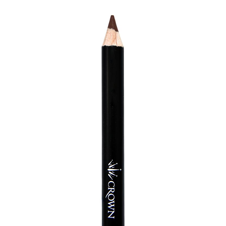 Crown Eyeliner/Eyebrow Pencil - Milk Chocolate
