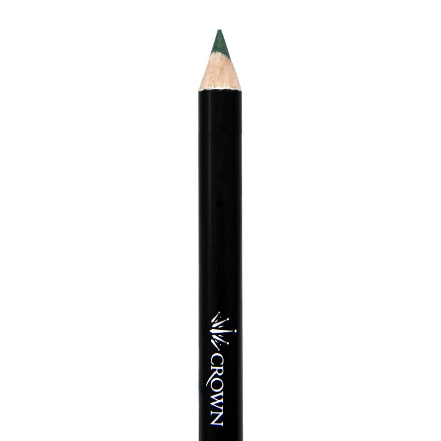 Crown Eyeliner/Eyebrow Pencil - Dark Green