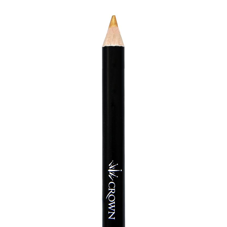 Crown Eyeliner/Eyebrow Pencil - Golden Nugget