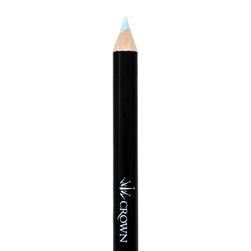 Crown Eyeliner/Eyebrow Pencil - Coral Blue