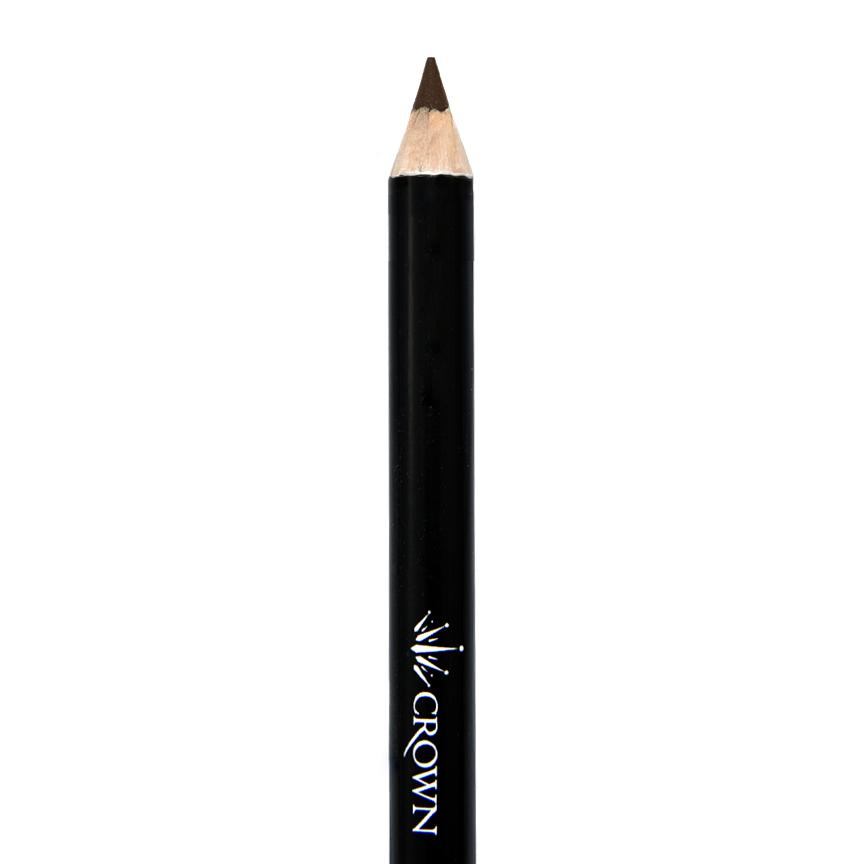 Crown Eyeliner/Eyebrow Pencil - Dark Chocolate